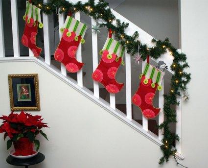 stocking-family