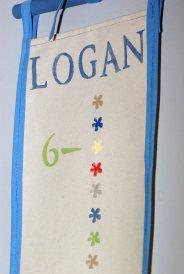 Logan's Growth Chart