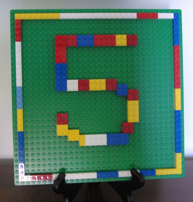Lego Five