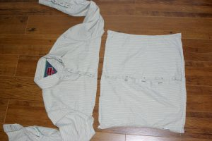 cut shirt