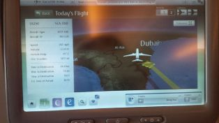 we made it to Dubai in 14 hours