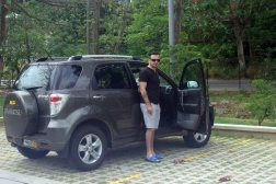 Stanko and the skinny SUV