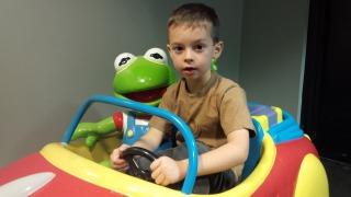 FAvourite frog at the Aquarium