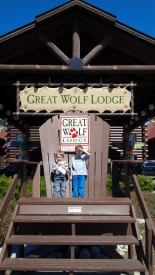 Hello Great Wolf Lodge