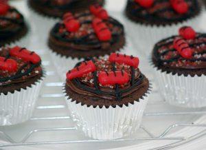 BBQ Cupcake detail 2