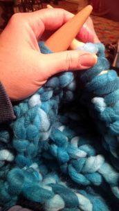 blue blankie WIP 1