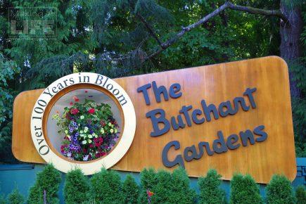 Butchart Gardens 1 Making A Life