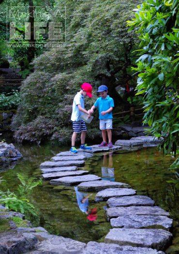 Butchart Gardens 50 Making A Life