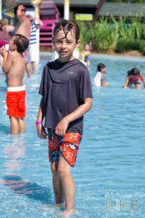 Splash pad Safari Niagara