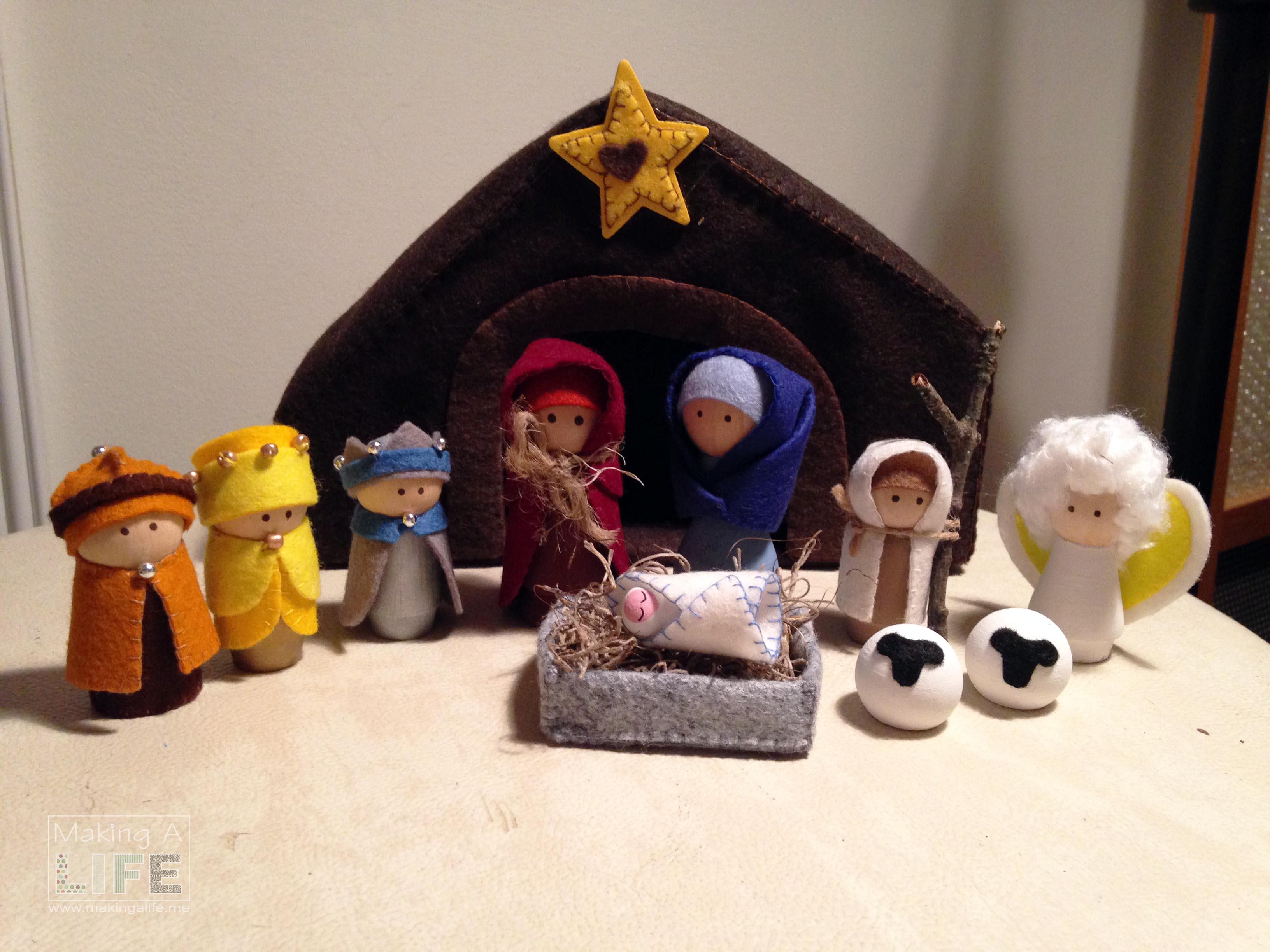 Nativity_Making A Life